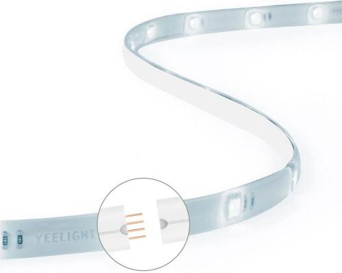 Xiaomi. Светодиодная лента Yeelight Xiaomi LED Lightstrip Plus с Wi-Fi (YLDD04YL)