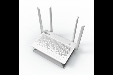 Ezviz. 8-ми канальный Wi-Fi регистратор с функцией Wi-Fi роутера  Vault Plus