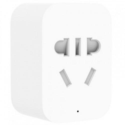 Xiaomi. Умная ZigBee розетка Mi Smart Power Plug Socket (без USB) (ZNCZ02LM)