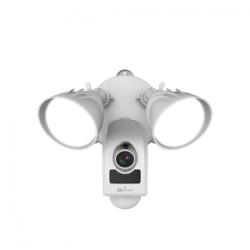 Ezviz. 2Мп внешняя Wi-Fi камера c сиреной 100Db LC1