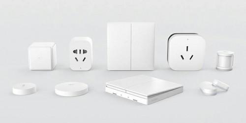 Xiaomi. Контроллер кондиционера Aqara Smart socket
