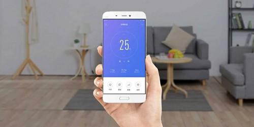 Xiaomi. Контроллер кондиционера Xiaomi Mijia Gateway Air Conditioning Companion
