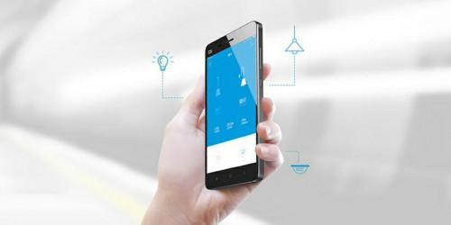 Xiaomi. Умный выключатель Aqara Smart Wall Switch (одинарный, без нулевой линии) (QBKG04LM)