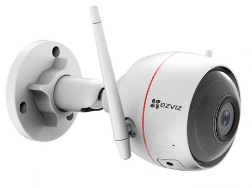Ezviz. Набор 4-х канальный Wi-Fi NVR + Husky Air 1080p ezWireLessKit 4CH