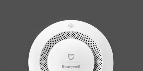 Xiaomi. Датчик дыма Mijia Honeywell (JTYJ-GD-01LM/BW)