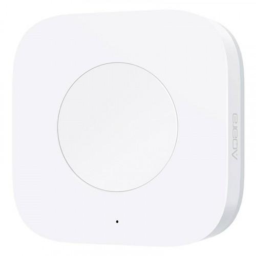 Xiaomi. Беспроводной выключатель Aqara Smart Wireless Switch (белый) (WXKG12LM)