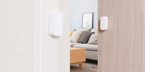 Xiaomi. Датчик открытия дверей и окон Aqara Window Door Sensor (MCCGQ11LM)