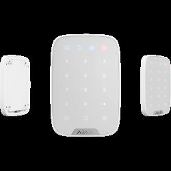 Ajax. Беспроводная сенсорная клавиатура управления KeyPad