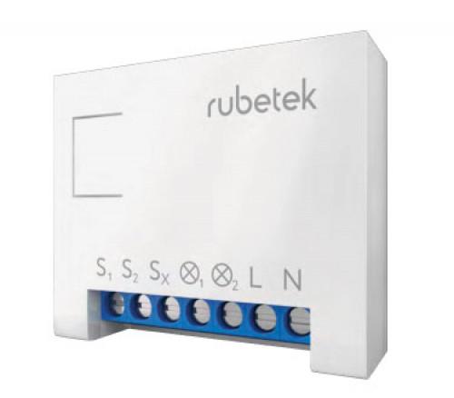 Rubetek. Блок управления двухканальный Wi-Fi RE-3312