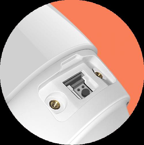 Ezviz. 1Мп внешняя IP камера C3C (PoE)