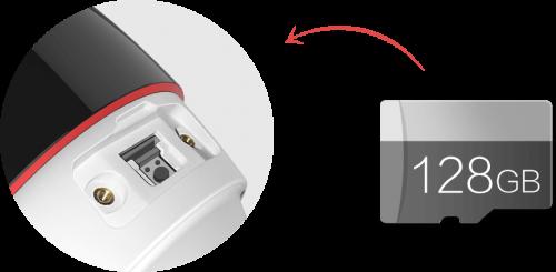 Ezviz. 2Мп внешняя Wi-Fi камера C3S (Wi-Fi)
