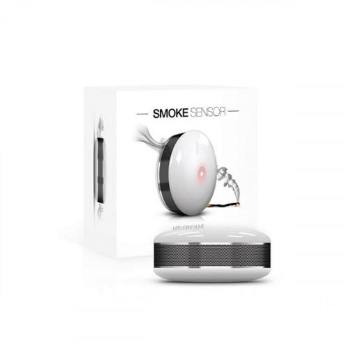 Fibaro. Датчик пожара (дыма) Fibaro Smoke Sensor FGSD-002
