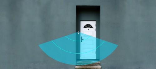 Ezviz. Беспроводной Дверной звонок DB1