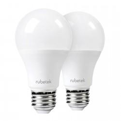Rubetek. Комплект из 2-х ламп RL-3102 с датчиком движения и освещенности