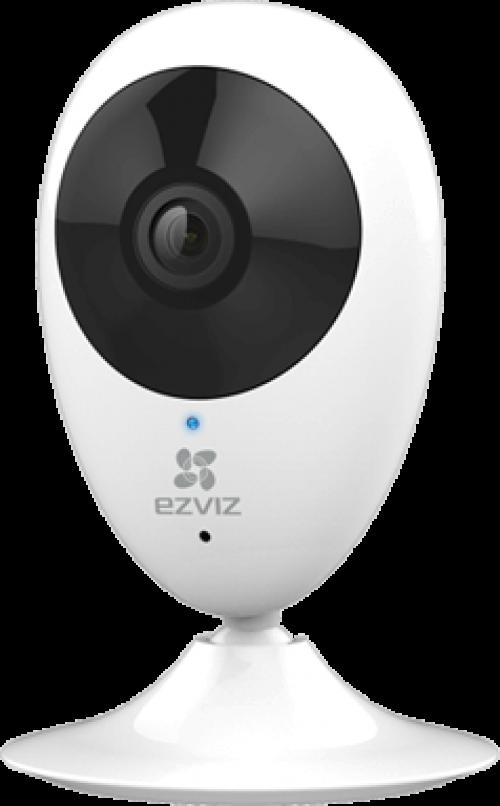 Ezviz. 2Мп внутренняя fisheye (рыбий глаз) Wi-Fi камера Mini O 180