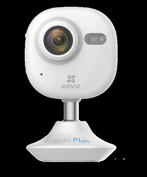 Ezviz. 2Мп внутренняя Wi-Fi камера Mini Plus (White)