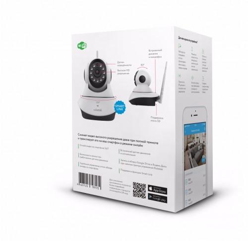 Rubetek. Поворотная Wi-Fi камера RV-3403
