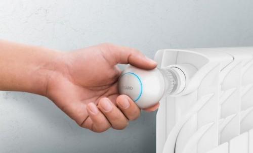 Fibaro. Термостат радиаторный Fibaro Radiator Thermostat Head - FIBEFGT-001