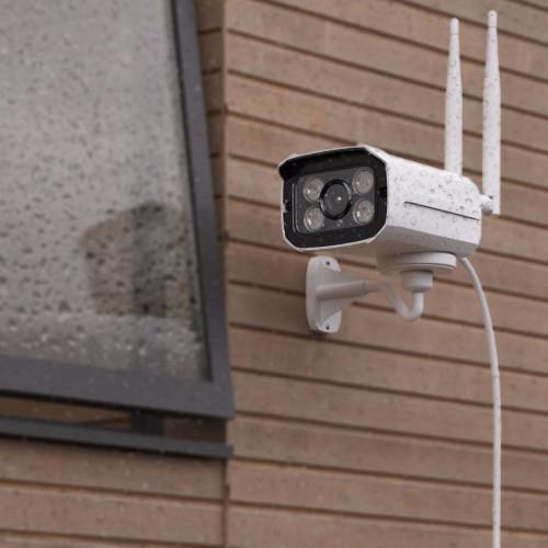 Rubetek. Уличная Wi-Fi видеокамера RV-3405