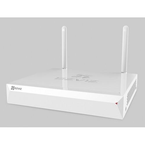 Ezviz. 4-х канальный Wi-Fi видеорегистратор NVR Vault Live 4CH