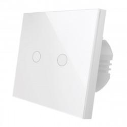 Rubetek. Wi-Fi выключатель двухканальный RE-3317
