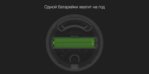 Xiaomi. Датчик температуры и влажности Mijia Bluetooth Hygrothermograph